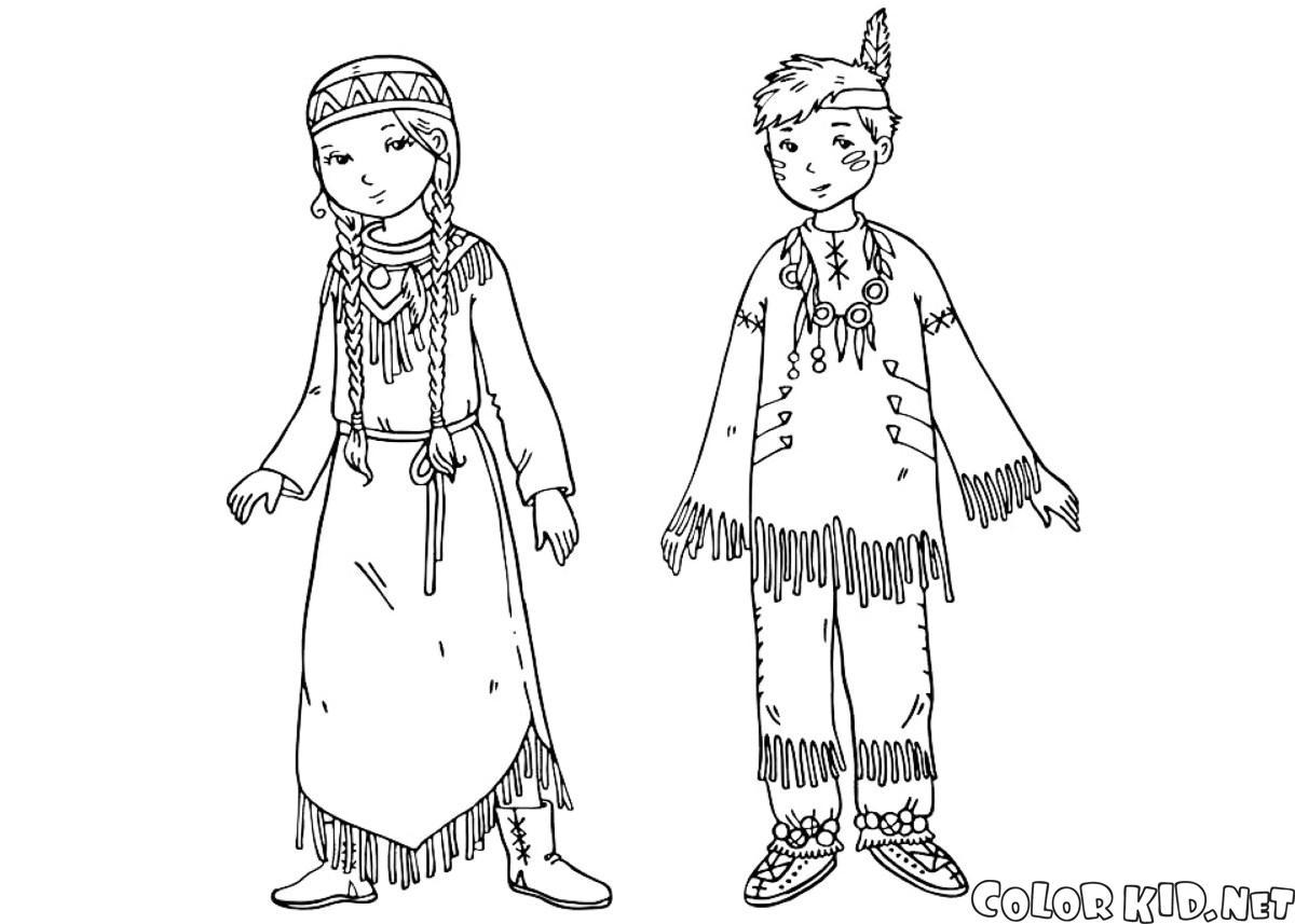malvorlagen  kinder des alten Ägypten