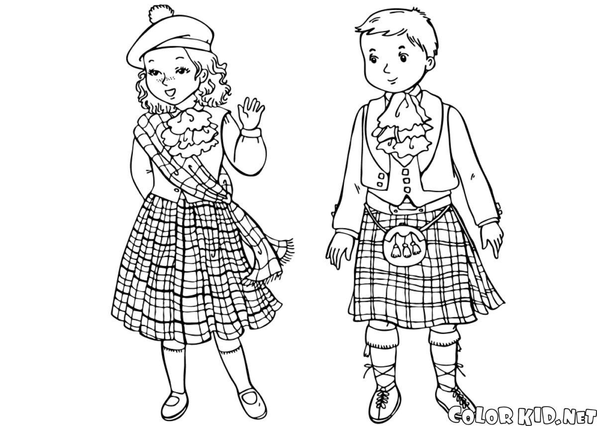 Scottish Kinder