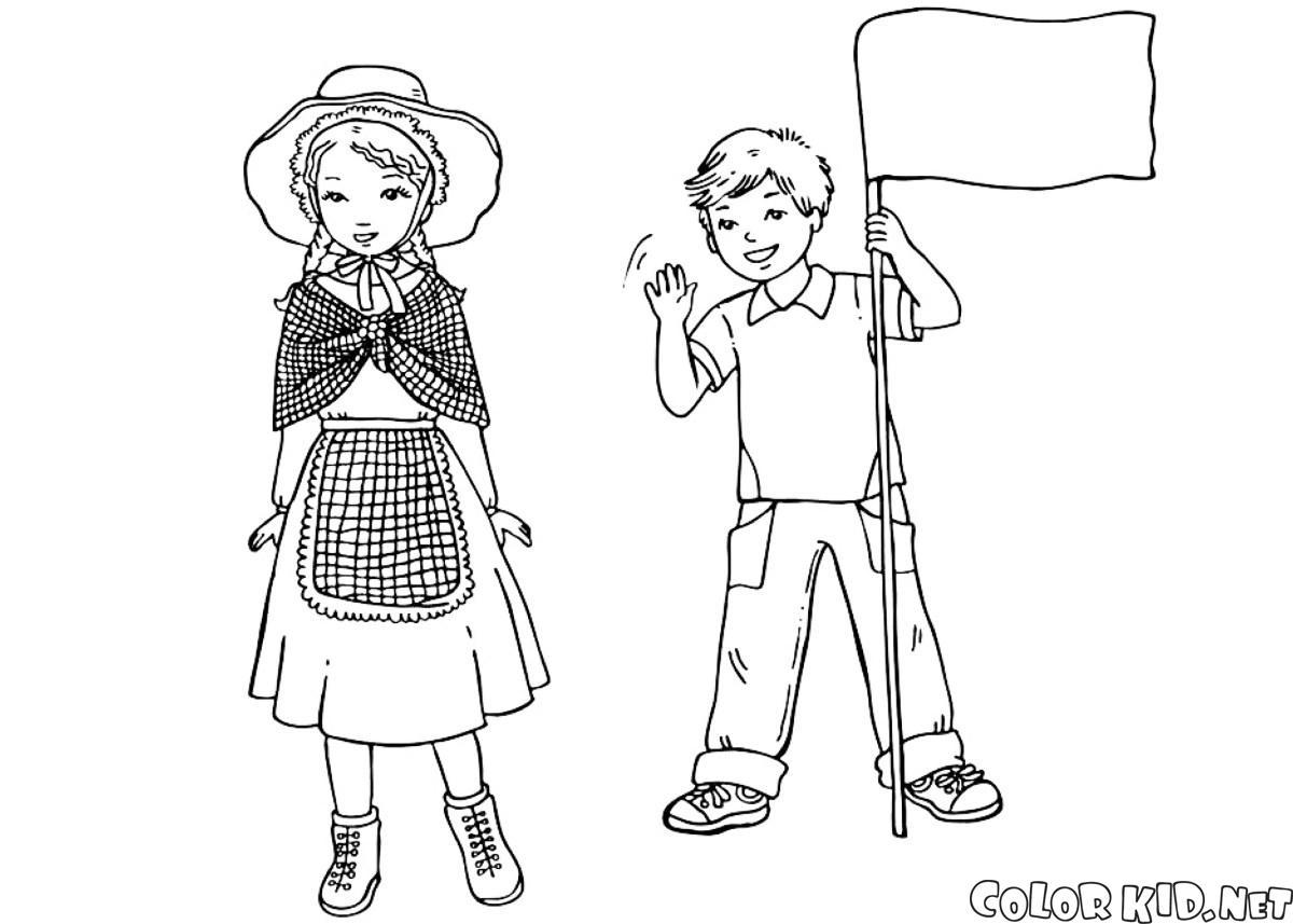 Englisch Kinder