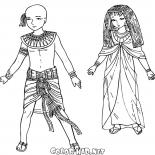 Kinder des alten Ägypten
