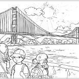 Bemerkenswerte Brücke
