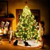 Neujahrstag und Weihnachten